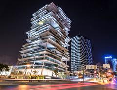 Zaytouna Bay, Lebanon (Paul Saad) Tags: phoenicia street nikon lights night zaytounabay beirut downtown exposure lebanon