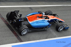 NIKON D3200 - TAMRON SP 70-300 mm F4-5.6 Di VC USD (Juan P.M.) Tags: manor pascal wehrlein circuit barcelona catalunya