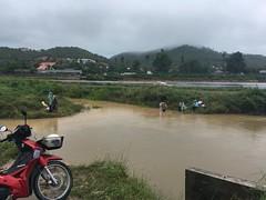 koh samui heavy rain day3 (soma-samui.com) Tags: canal thailand kohsamui fishing