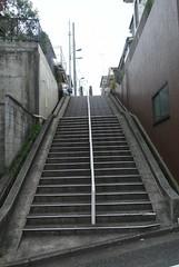 tokyo6100 (tanayan) Tags: urban town cityscape tokyo japan nikon j1   road street alley akabane