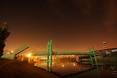 DSC08481 (cemilÖzenli) Tags: eskişehir fener adası gaga yaya köprüsü porsuk sonbahar pedestrian bridge sunrise autumn