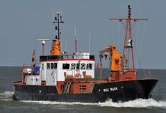 Nige Wark (Bernhard Fuchs) Tags: water boat nikon ship ships vessel elbe schiffe kstenwache cuxhaven