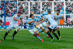 "Los Pumas vs Springboks • <a style=""font-size:0.8em;"" href=""http://www.flickr.com/photos/21603568@N02/20086827953/"" target=""_blank"">View on Flickr</a>"