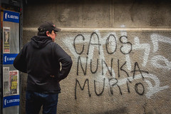 (. . .) Tags: chile street portrait art valparaiso calle candid caos graffitti simple rayado