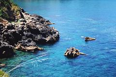 (sarahb.1) Tags: blue sea nature landscape coast algeria nikon mediterranean algerie algrie jijel d3100