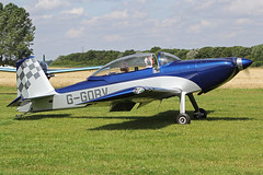 G-GORV (QSY on-route) Tags: york light fly aircraft vale strut association laa in of ggorv 08082015