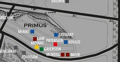 Primus Section Map