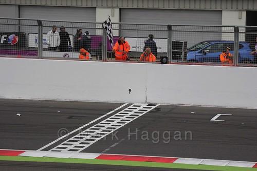 Saturday's WSR 3.5 Race at Silverstone