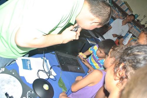 Mucym visita a malékus, Guatuso, Alajuela
