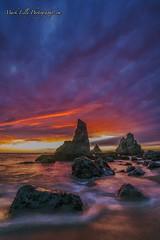 Scheyer Cove... (markarlilly) Tags: sunset zeiss sonomacounty northbay zeiss15mm distagon1528zf scheyercove