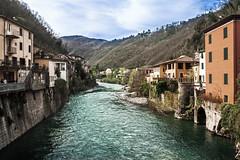 Bagni di Lucca (bellinipaolo31) Tags: italia toscana paesaggio paese bagnidilucca torrentelima fc03911