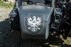 Plumlov 2015 - Fall of Berlin (The Adventurous Eye) Tags: wwii ww2 typical reenactment sidecar wehrmacht 2015 plumlov pád fallofberlin berlína