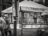 Prague Street Pastries (1mpl) Tags: bw monochrome prague streetphotography czechrepublic travelphotography niksilverefexpro olympusomdem1