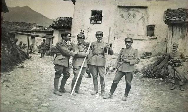 Salvatore Seminara Vigo, morto sul Col di Lana il 22 ottobre 1915