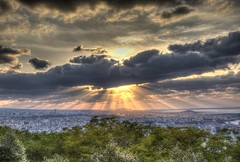 sunset HDR (Carmine.shot) Tags: sunset jeju hdr 제주 일몰 platinumheartaward