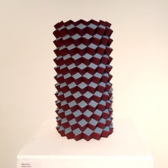 Axiom (mike.tanis) Tags: art architecture paper design structure architectural weaving miketanis papertextile