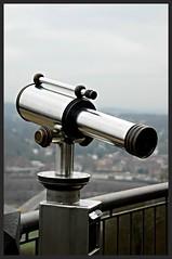 Weitsicht (jneumann85) Tags: outdoor metall fernrohr sicht weit ferne sehen