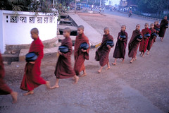 Hpa-an, Burma - 2000