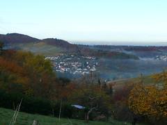 Morgenstunde (chrissie.007) Tags: deutschland nebel aussicht morgenstunde weinberge morgenstimmung schwabenland remstal