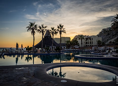 Sandos Finisterra (dennis armada) Tags: cruise sunset vacation fall beach mexico boat cabo cabosanlucas darmada dennisarmada