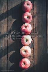 大静宁的苹果。 (一路one_way) Tags: 景物 苹果 色彩 清新 壹路记