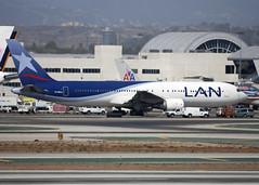 CC-CRV_767-316ER_LAN_KLAX_2571 (Mike Head -Jetwashphotos) Tags: california ca usa america la us lan socal boeing lax southerncalifornia 767 lanchile 767300 losangelesinternationalairport jwp klax 767316er