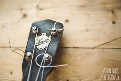 Keech Ukulele (Strangelove 1981) Tags: wood music table ukulele musical instrument strings leech weaponsofchoice olivercole olliecole