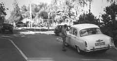Meanwhile in Russia (slava1302) Tags: car 21 gaz retro volga sovietunion  retrocar  gaz21 sovietcar  21