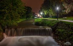 Samobor - potok Gradna (Milan Z81) Tags: longexposure night creek waterfall stream croatia slap hrvatska no potok samobor gradna