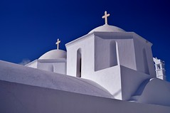 Amorgos - Chora - glise 8 (luco*) Tags: church greece glise grce chora cyclades amorgos kyklades hellada flickraward flickraward5 flickrawardgallery