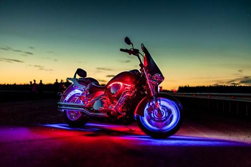 Svetiaschiisia-Motocikl
