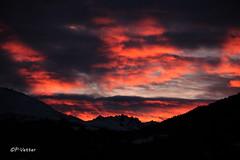 Lever Crtes de Nava 161116-01-P (paul.vetter) Tags: valais anniviers nava lever soleil leverdesoleil sunrise