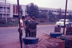 Vietnam-045 CMIC, Saigon (tcsned) Tags: 1966 1967 saigon vietnamwar
