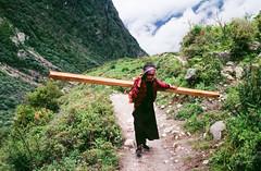 Langtang Himal, Nepal. 2012 (utu.) Tags: nepal film 35mm canon photography 50mm minolta kodak scanner f14 f1 ishootfilm scan elite 5400 format analogue 135 ektachrome dimage fd kodakektachrome langtang