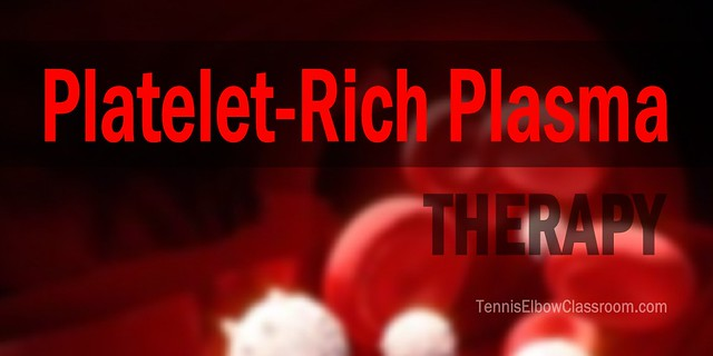Thumbnail for Is Platelet-Rich Plasma Effective For Tennis Elbow?