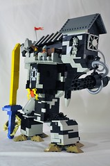 Castle0 (spencerwinson) Tags: castle lego mech