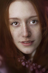 (martina.spoljaric1989) Tags: portrait woman girl ginger redhead freckles freckled