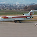 Iberia Boeing 727-256/Adv EC-DDZ