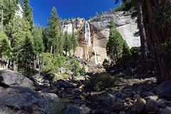 Wodospad Nevada | Nevada Fall