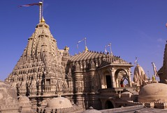 Most revered Adinath temple at Palitana (JN Singh) Tags: temple jainism palitana adinath templearchitecture shatrunjaya rishabhdev