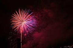 Fireworks (A. del Campo) Tags: nikon nikond7000 nikkor fireworks night noche fuegosartificiales fuego verano sanmateo asturias principadodeasturias oviedo luz luces lights shadows sombras humo smoke
