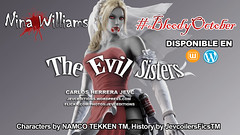 Nina Williams Vampira Dracula (CarlosHerreraJevc) Tags: wordpress flickr fanartsjevc jevcupeditions photoshop 2016 october14 ninawilliams halloween2016 theevilsisters wattpad thebride blood promotional hd highdefinition altadefinicin tekken7 wallpapers customs fotomontajes bloodyoctober
