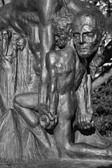 Thor Wrestling with Age (michael_hamburg69) Tags: reykjavk iceland island reykjavkurborg hfuborgarsvi skulpturengarten sculpture skulptur sculptor bildhauer einarjnsson museum elliogr listasafneinarsjnssonar sculpturegarden