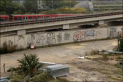 Arxs, Me, Esko, Snag, Fatso... (Alex Ellison) Tags: eastlondon urban graffiti graff boobs arxs yrp yks me throwup throwie esko snag dfn fatso tag