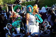 Tyrande's cosplay (Francesco Carradori) Tags: warcraft cosplay cosplayer tyrande world fantasy costumes colourfull videogames blizzard