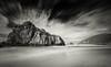 Pfieffer Beach (Graeme Tozer) Tags: california usa ocean longexposure bigsur rocks sea keyholerock pfiefferbeach coast pacificocean waves