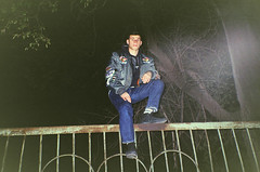 Olympus Mju II (instagram: alexgrodzynskiy) Tags: olympus mju ii kodak color plus 35mm film