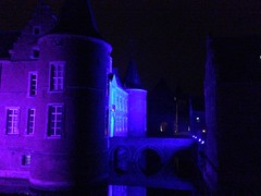 Bilzen Mysteries (VISITFLANDERS) Tags: castle night exhibition attractions attraction event events