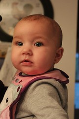 Those lashes  (AmlieDubuc4) Tags: bb nice portrait babyniece baby