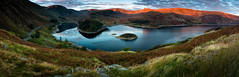 Haweswater (A C Hughes Photography) Tags: haweswater lakedistrict cumbria uk britain england beautiful morning sunrise lake reservoir water reflection mountains hills trees landscape photography achughesphoto